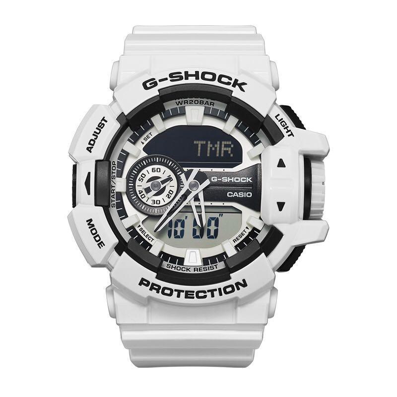 Casio G-Shock 雙重顯示手錶 [GA-400-7A]