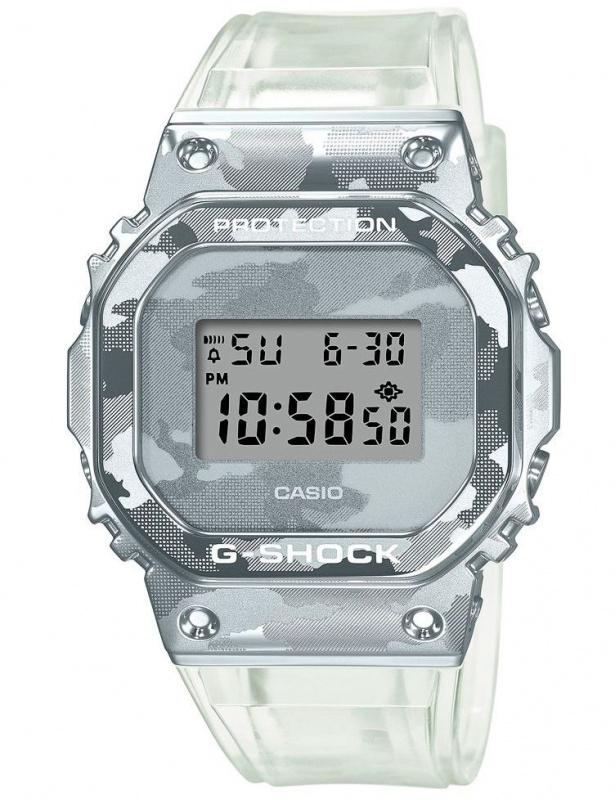 Casio G-Shock #GM-5600SCM-1 電子顯示手錶