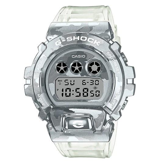 Casio G-Shock #GM-6900SCM-1 電子顯示手錶