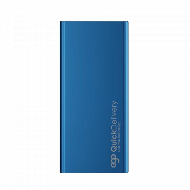 EGO Q4 10000mAh 22.5W 行動電源 (2色)