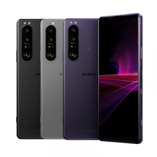 [預售] Sony Xperia 1 III 智慧型 5G 手機 [512GB] (XQ-BC72)