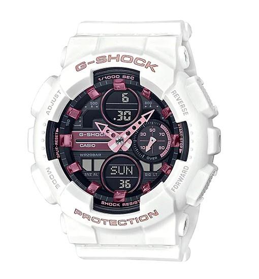 Casio G-Shock 多重顯示手錶 [GMA-S140M-7A]