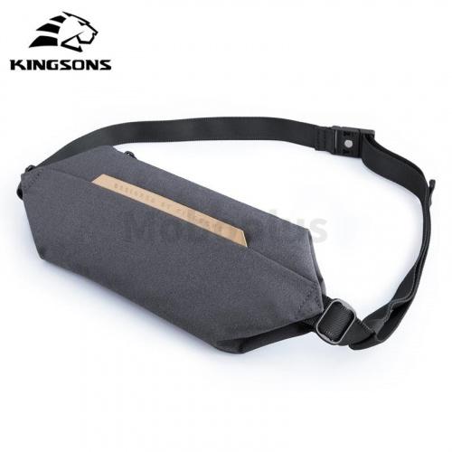 Kingsons KS3212W Chest Bag 防潑水防盜胸包挎包