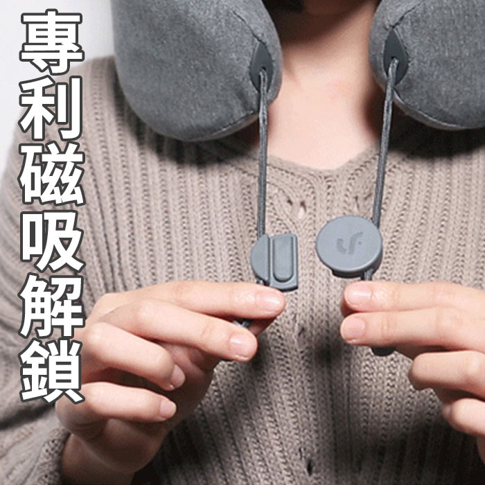 小米 樂範按摩助眠頸枕 J012 - 頸枕,按摩器,熱敷