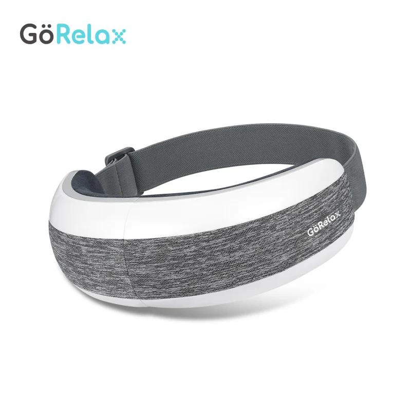 GoRelax 4D溫感智能按摩眼罩 (藍牙版) EMV-3000