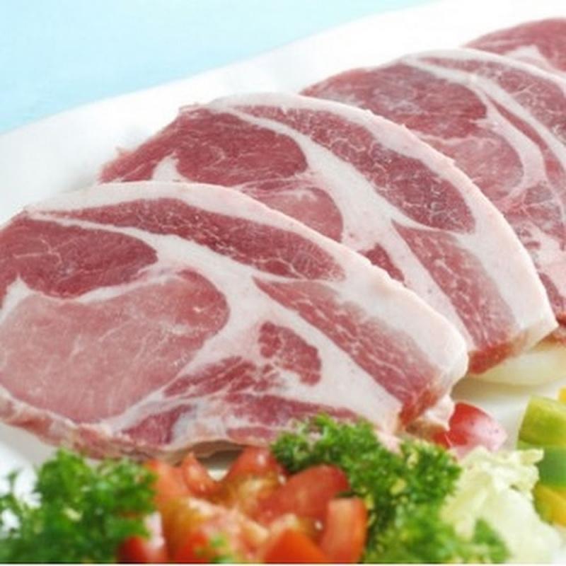 美國 天然黑豚梅肉 UDS070 每磅