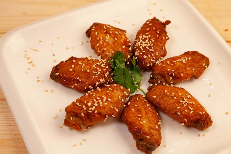 泰國 香烤蜜糖雞中翼 UDS076 每包(約1KG)