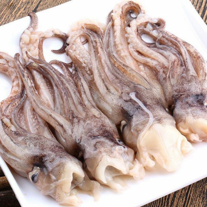 馬來西亞 魷魚頭(粗身)UDS079 每磅