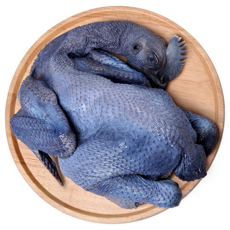 巴西 竹絲雞 UDS080 每隻(約2.5磅)