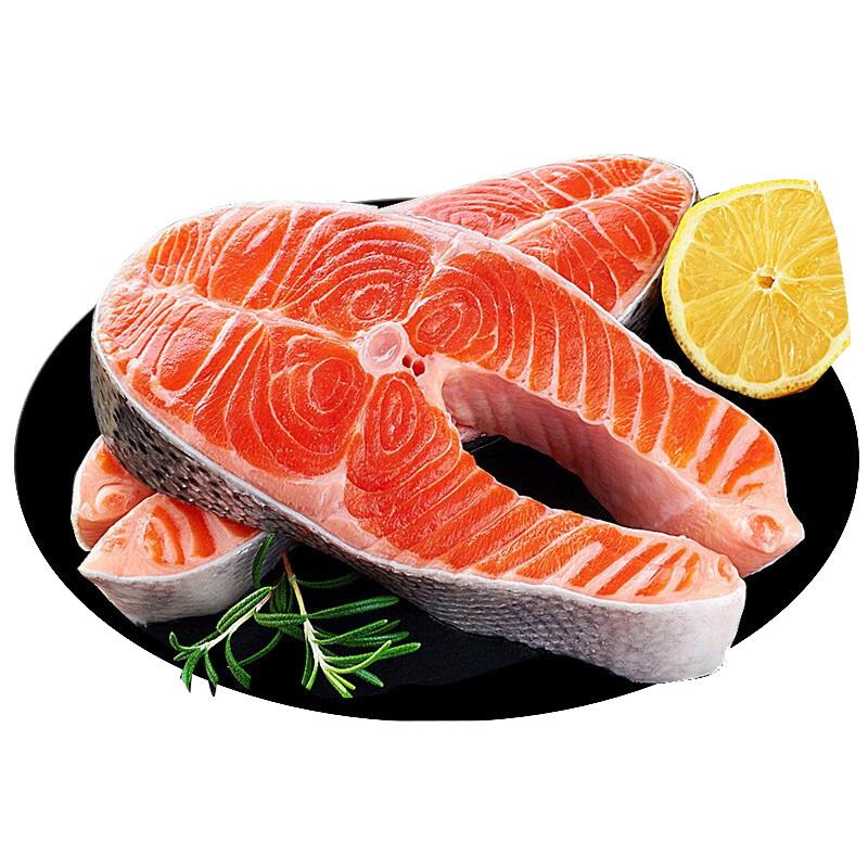 挪威 三文魚扒 UDS014 每磅