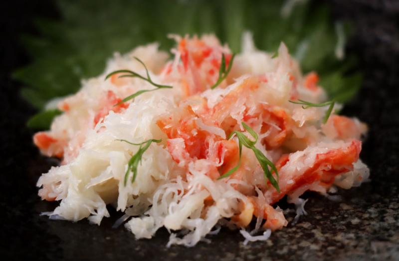 日本 蟹肉 UDS021 每并(約2KG)