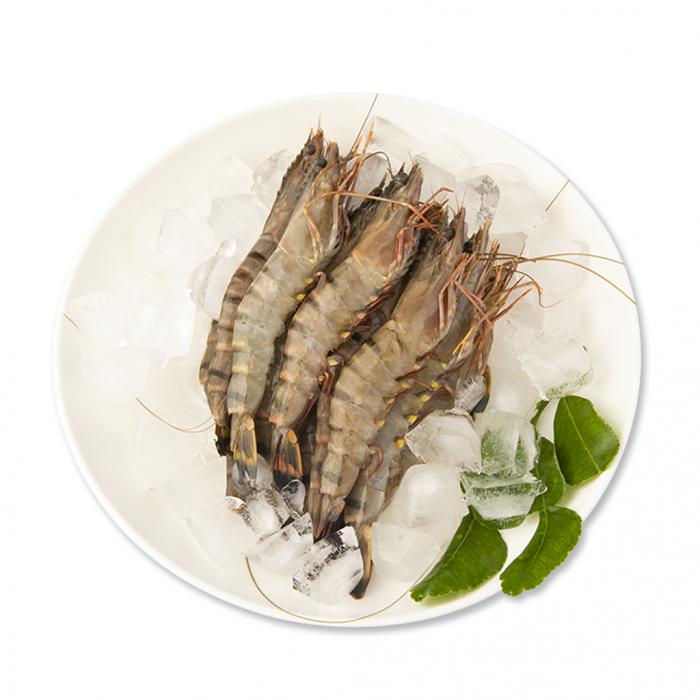 越南 虎蝦 UDS023 每盒(1KG 16-20隻)