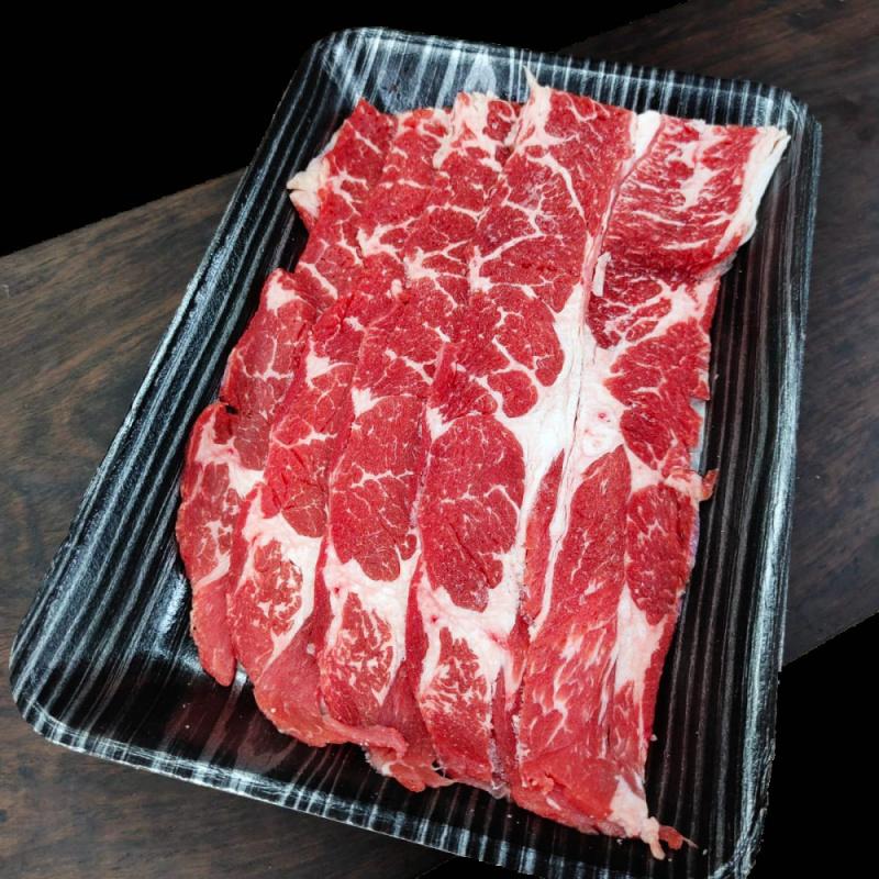 美國 安格斯牛肩胛肥牛(切片)UDS032 每磅