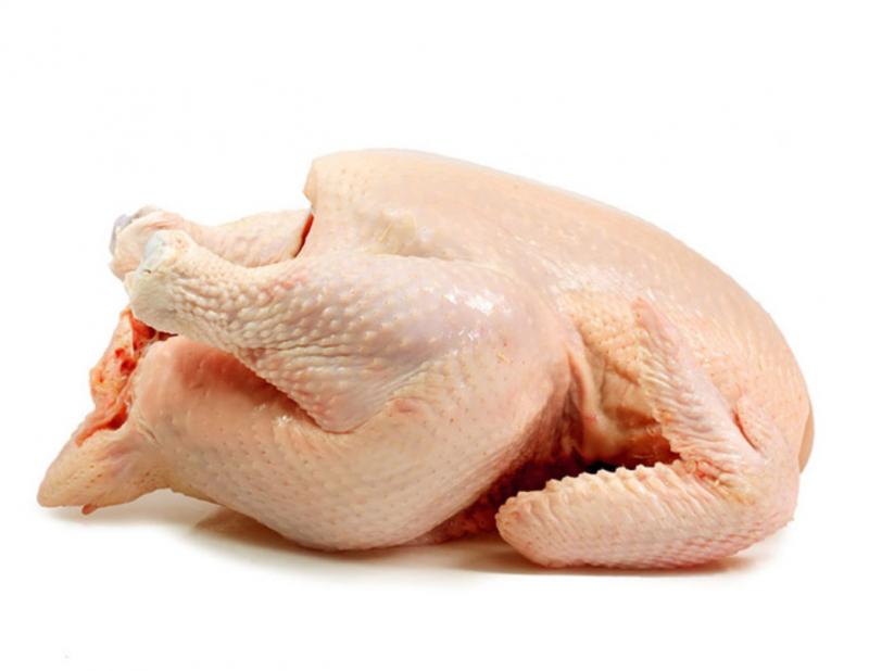 中國 三黃走地冰鮮雞 UDS051 每隻(約3磅)