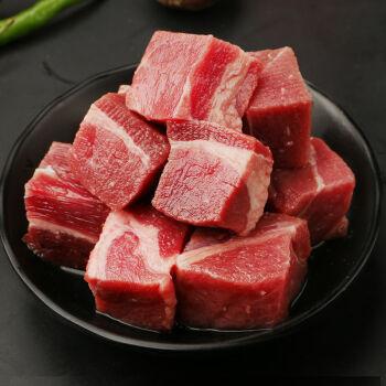巴西 牛腩(切粒) UDS110 每磅