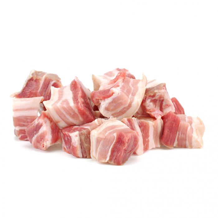 巴西 豬腩排(切排骨粒)UDS069 每磅
