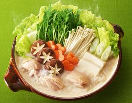 日本 芝麻豆乳雞鍋湯底 UDS122 每包 (約750G)