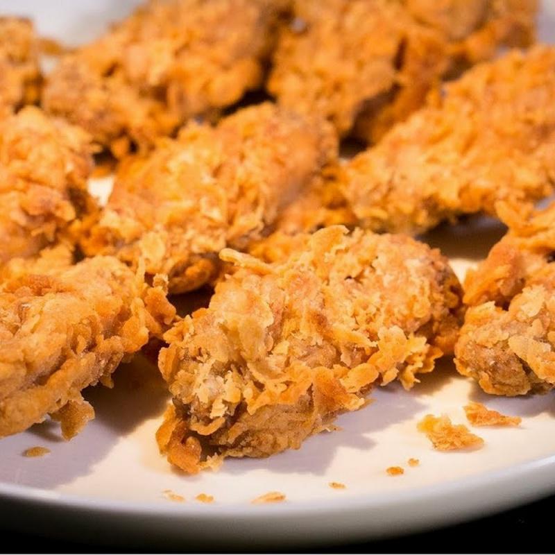 泰國 香辣炸雞中翼 (KFC 炸雞類) UDS125 每包(約1KG)