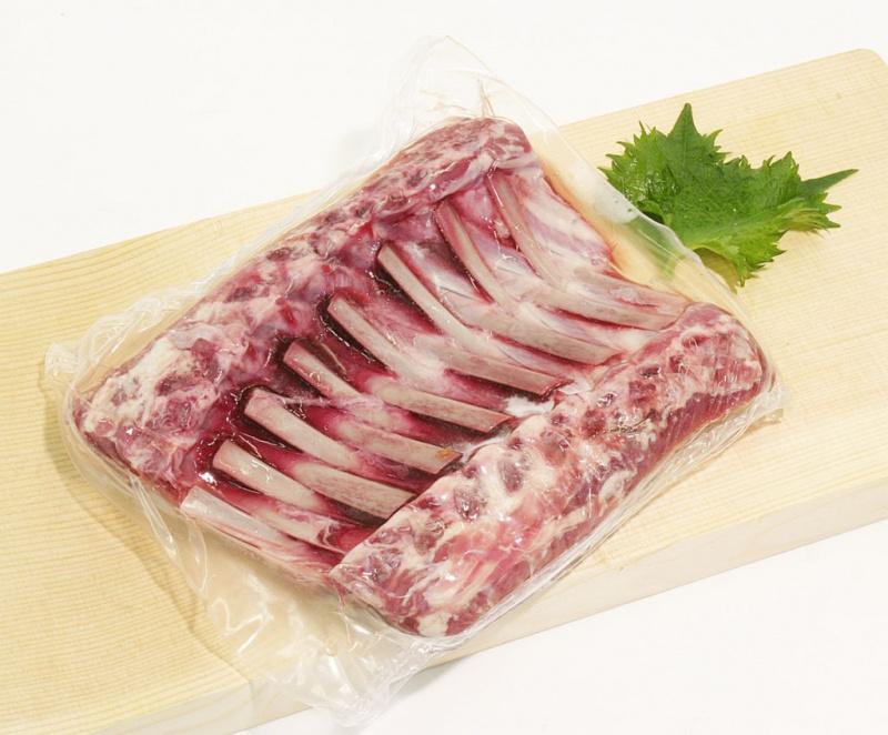 紐西蘭 7 支骨羊架扒 UDS129 每包(約1.5-2磅)