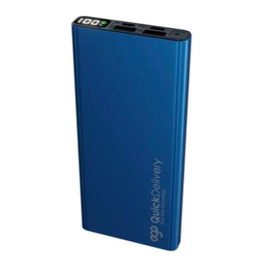 Ego - 原裝行貨 Q4 10000mAh 22.5W PD QC 3.0 行動電源 充電 尿袋 外置電源