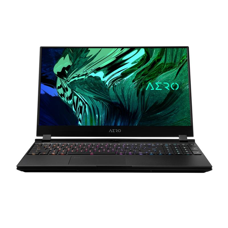 GIGABYTE AERO 15 OLED XC i7 / RTX3070【Nvidia studio laptop / Workstation】