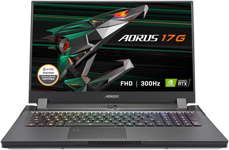 GIGABYTE AORUS 17G KD i7+RTX3060