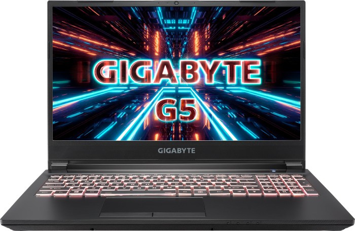 GIGABYTE G5 KC i5 / RTX3060 /144Hz
