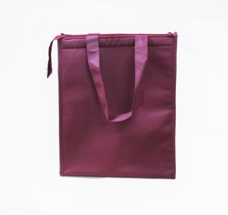 中秋節/ 月餅袋 / 冰皮月餅包裝 大容量環保保溫袋 不織布特厚包邊袋10個裝 戶外便攜 SK-COOL05
