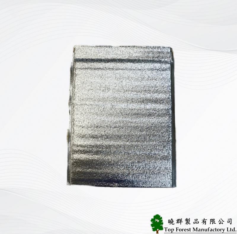 中秋節/ 月餅袋 / 冰皮月餅包裝 10個裝零售環保外賣鋁箔冷藏保溫包裝平面袋 30 x 35cm 廠價直銷 SK-COOL02
