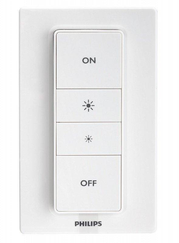 Philips 飛利浦 Hue 2.0 Dimmer Switch 散裝 Bulk Pack Hue 遙控光暗調節器
