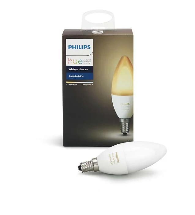 Philips 飛利浦 Single Bulb E14 - White