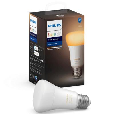 Philips 飛利浦 HUE E27 A60 White Ambiance Bulb 智能燈泡 ( 白光 )