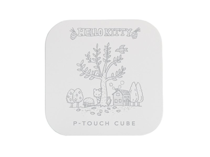 Brother Hello Kitty 造型藍牙電子標籤機 PTP300BTKT
