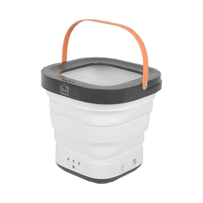 日本Yohome便攜式折疊洗衣機