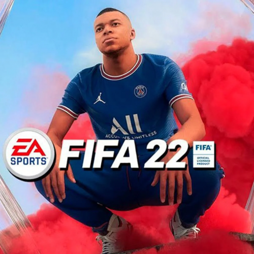 FIFA22 PS4/PS5 普通版