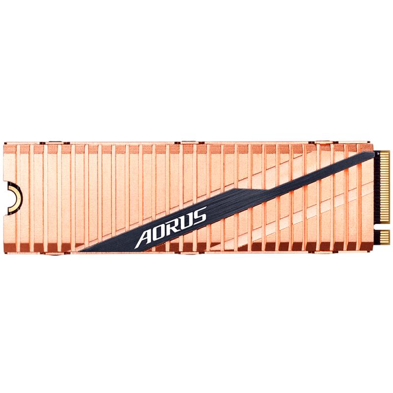 GIGABYTE AORUS NVMe Gen4 SSD 固態硬碟 1TB [GP-ASM2NE6100TTTD]