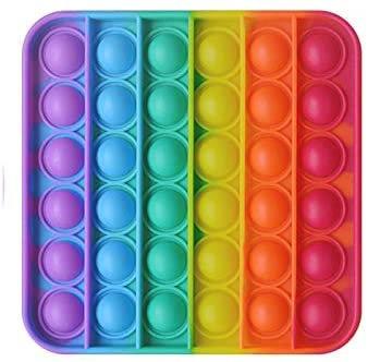 擠壓式體感桌上訓練集中力遊戲 [彩虹色]