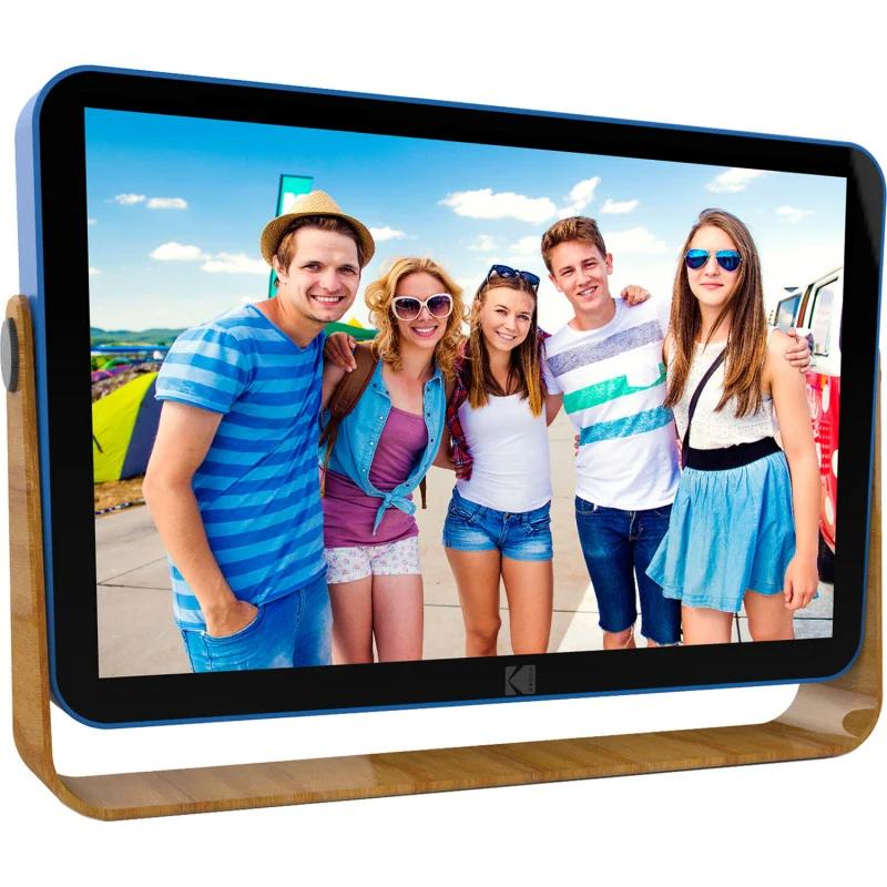 【香港行貨】Kodak 10-inch Touchscreen Digital Photo Frame / Wi-Fi Enabled RWF-108