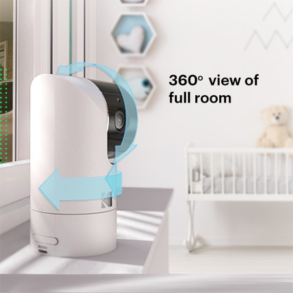 【香港行貨】Kodak CHERISH C525 智能視頻嬰兒監視器