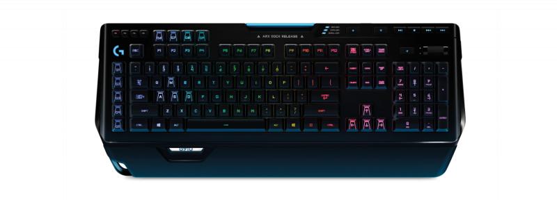 【香港行貨】Logitech G Orion Spectrum RGB 機械式遊戲鍵盤 G910