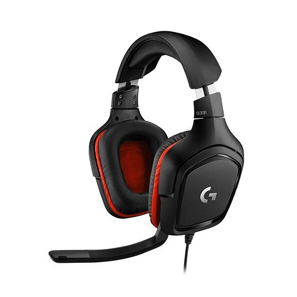 【香港行貨】Logitech G 遊戲耳機麥克風 G331