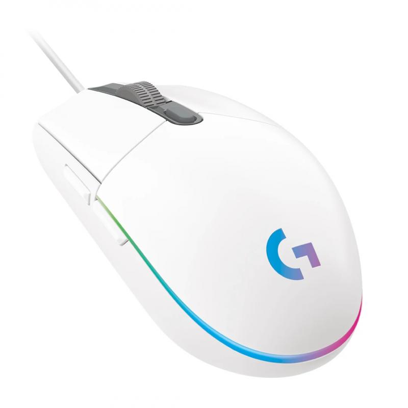 【香港行貨】Logitech G G203 Lightsync RGB 6 鍵遊戲滑鼠