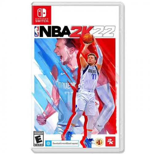 [預訂] NBA 2K22 標準版 [PS5/Switch]