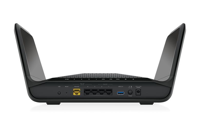 Netgear Nighthawk 8-Stream Tri-Band WiFi 6 Router RAX70 【香港行貨】