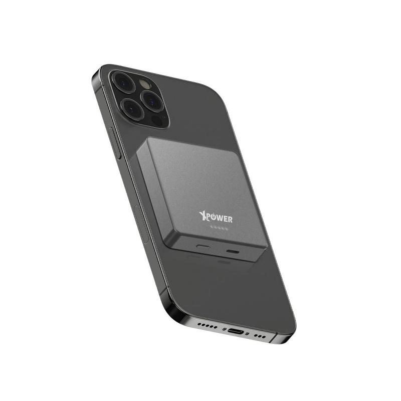 XPower MM10 無線充+PD外置充電器