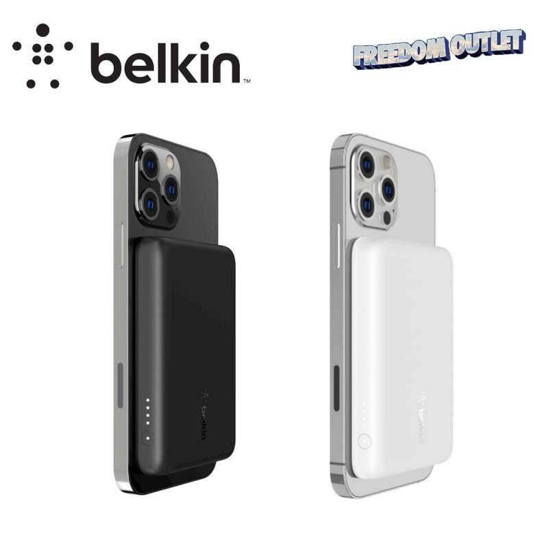 Belkin BOOST↑CHARGE™ 2500mAh (BPD002bt) 磁力無線行動充電器