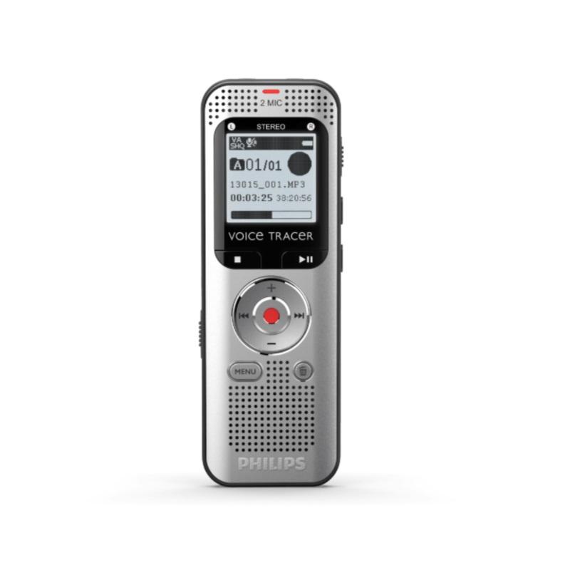 Philips Voice Tracer 錄音機 DVT2000 【香港行貨】