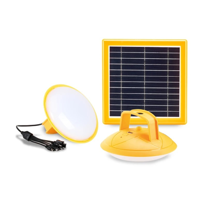 Promate SolarLamp-2 超亮LED野營燈帶快速充電太陽能電池板和內置移動電源 【香港行貨】