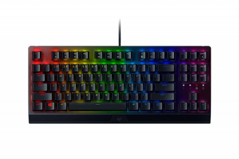Razer BlackWidow V3 Tenkeyless - Green Switch 機械鍵盤 【香港行貨】