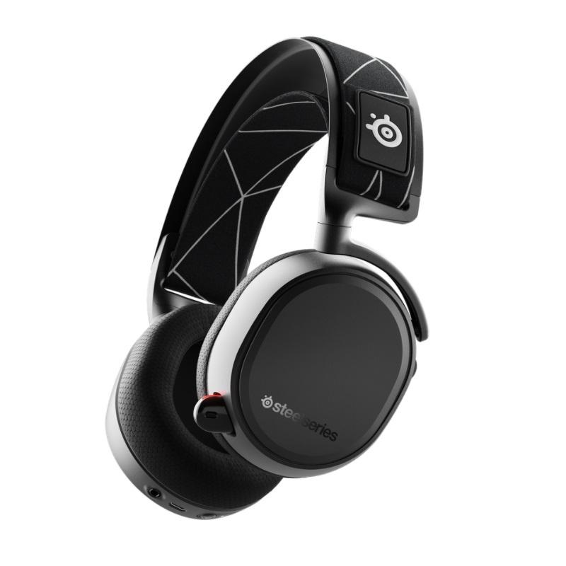 Steelseries Arctis 9 Wireless Gaming Headset - Black 【香港行貨】